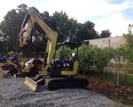 Excavator-Mini For Sale:  Yanmar VIO45