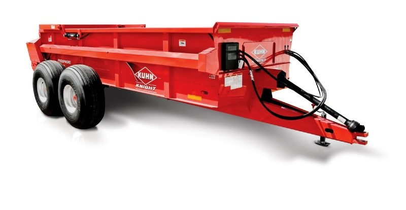 2017 Kuhn Knight 1140T Manure Spreader-Dry/Pull Type For Sale