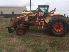 Tractor For Sale:  1968 Case IH 930 , 89 HP