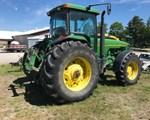 Tractor For Sale: 1996 John Deere 8100