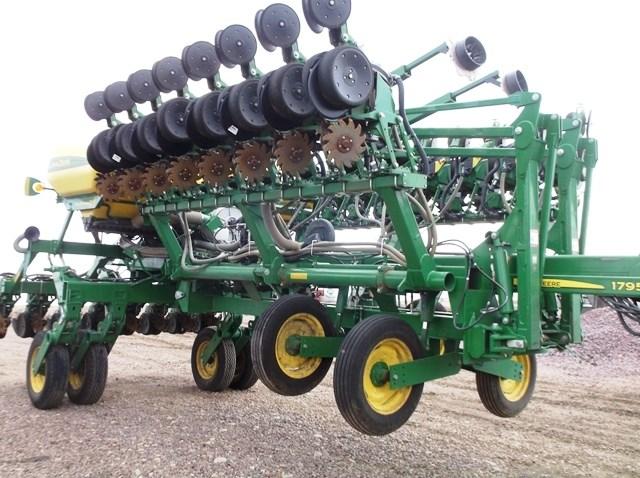 2015 John Deere 1795 24X20 Planter For Sale