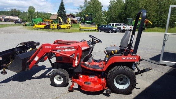 2010 Massey GC2300 Tractor For Sale