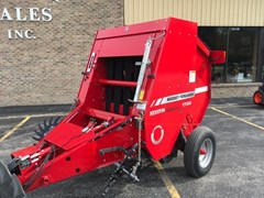 Baler-Round For Sale:  2014 Massey Ferguson 1734