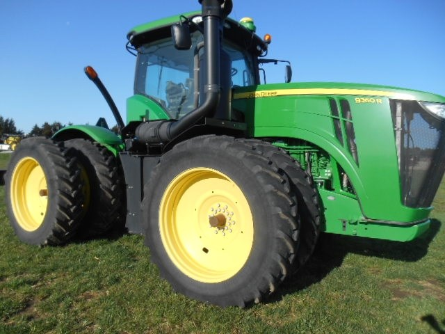 2012 John Deere 9360R Tractor For Sale