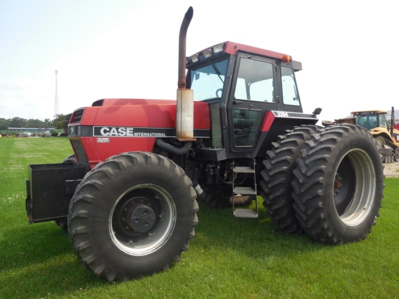 1986 Case 3394 Tractor For Sale