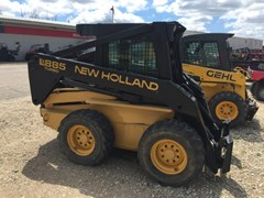 Skid Steer For Sale 1997 New Holland LX885 , 60 HP