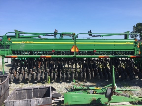 2002 John Deere 1520 Grain Drill For Sale