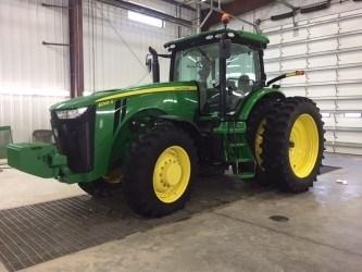 2012 John Deere 8285R Tractor For Sale