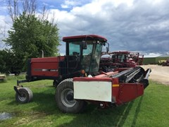 Windrower-Self Propelled For Sale 2002 Case IH WDX1101 , 108 HP