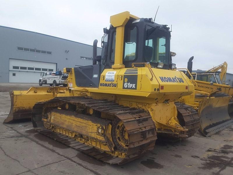2010 Komatsu D61PX-15E0 Crawler Tractor For Sale