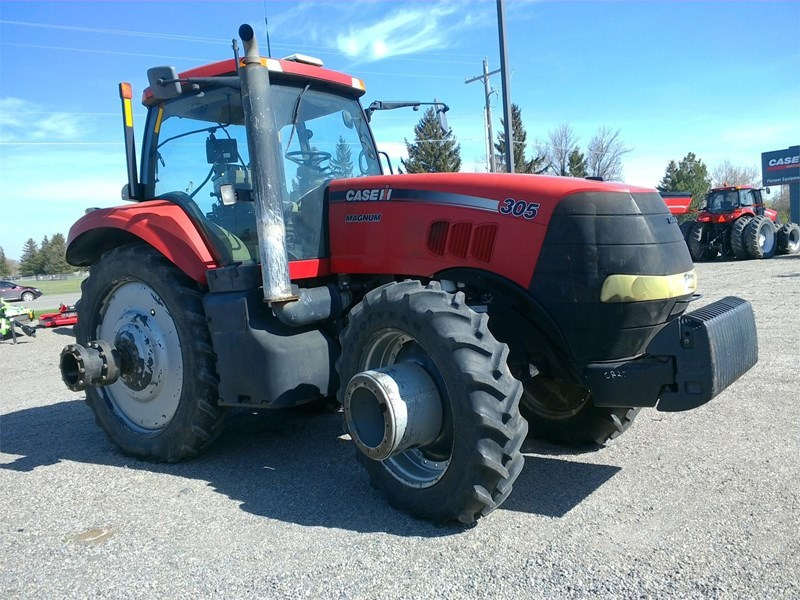 2007 Case IH MAGNUM 305 Tractor For Sale