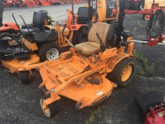Zero Turn Mower For Sale 2008 Scag STT61V29KA-DFI-SS , 29 HP