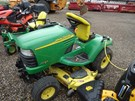 Riding Mower For Sale:  2002 John Deere X485 AWS