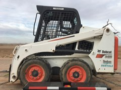Skid Steer :  Bobcat S450 T4