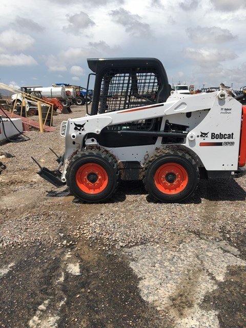 Bobcat S510 T4 Skid Steer