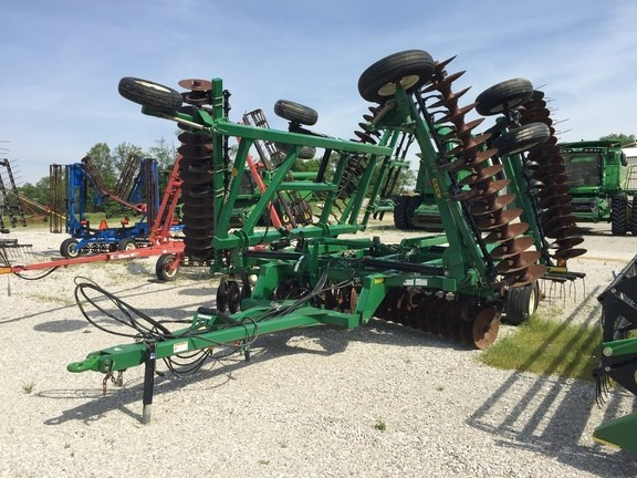 2012 Great Plains 4333DH Disk Harrow For Sale