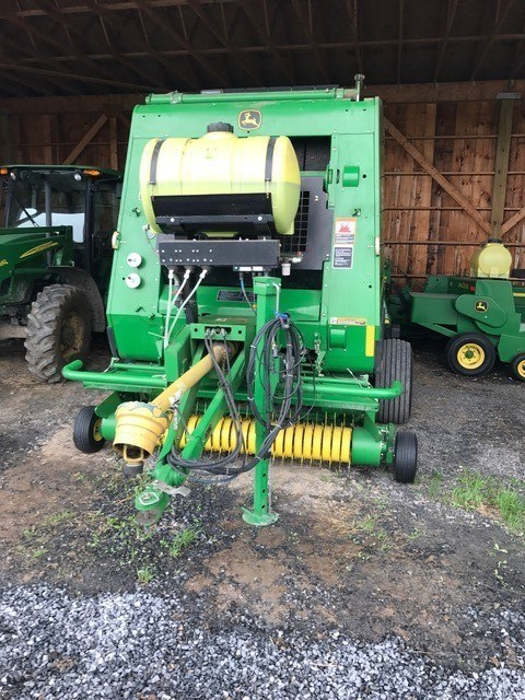 John Deere 854 Silage Special Baler-Round For Sale