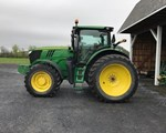 Tractor For Sale: John Deere 6210R, 210 HP