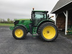 Tractor For Sale:  John Deere 6210R , 210 HP