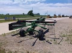 Hay Rake For Sale:  2016 John Deere RR2109