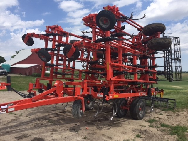 2014 Kuhn 4635 Field Cultivator For Sale