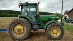 Tractor For Sale 2001 John Deere 7510 , 115 HP