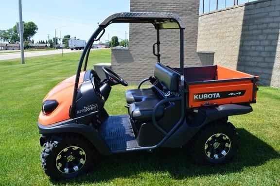 2014 Kubota RTV400 ATV For Sale