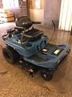 Riding Mower For Sale:   Dixon ZTR5502 , 20 HP