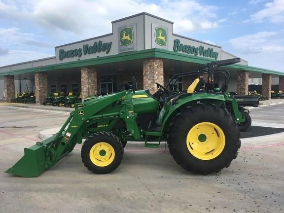 2015 John Deere 4044R Tractor For Sale