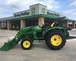 Tractor For Sale: 2015 John Deere 4044R, 44 HP