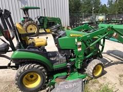 Tractor For Sale 2012 John Deere 1026R