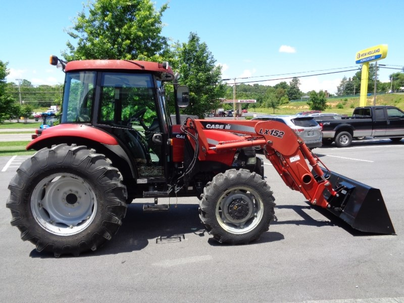 2004 Case IH JX75 Tractor For Sale