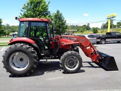 Tractor For Sale 2004 Case IH JX75 , 62 HP