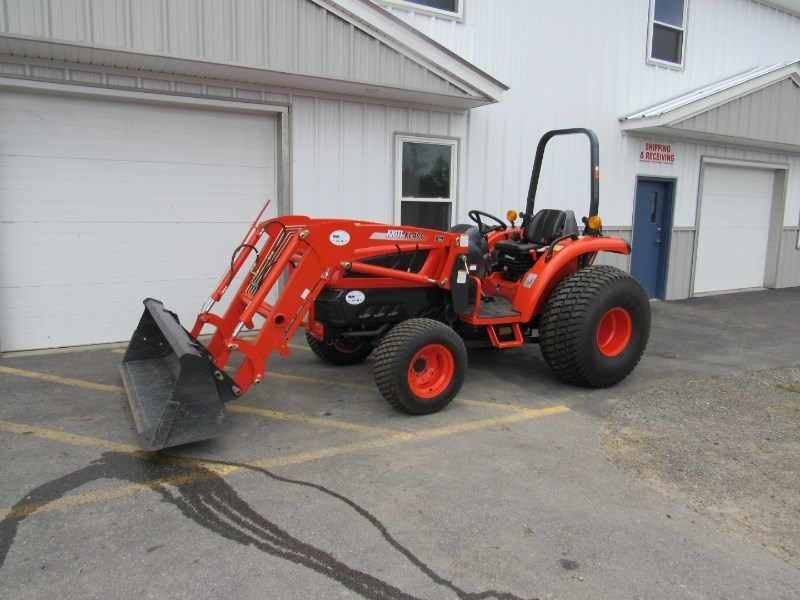 2012 Kioti DK40SEH Tractor For Sale