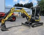 Excavator-Mini For Sale:  Yanmar VIO35 5B