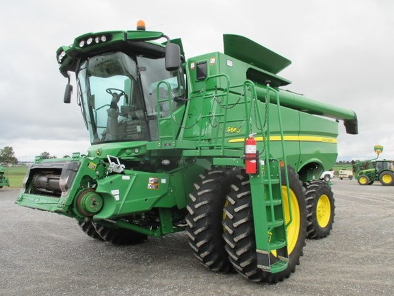 2013 John Deere S660 Combine For Sale