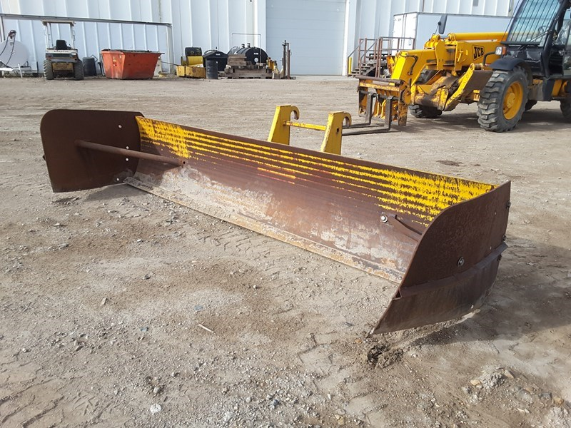 Shop Made CAT914SP Snow Equipment For Sale