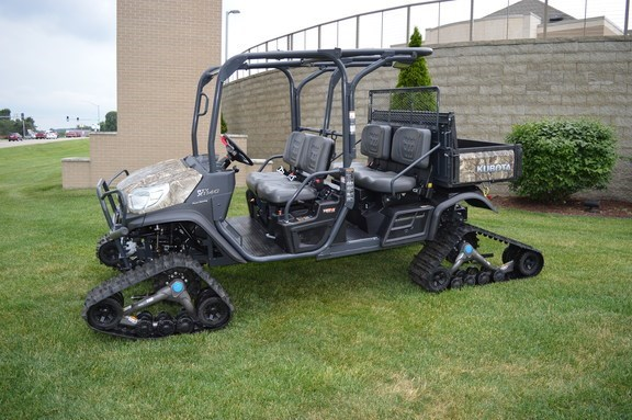 2016 Kubota RTV-X1140RL-H Utility Vehicle For Sale