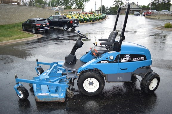 2005 New Holland MC28 Riding Mower For Sale