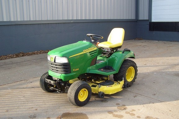 2005 John Deere X485 Riding Mower For Sale