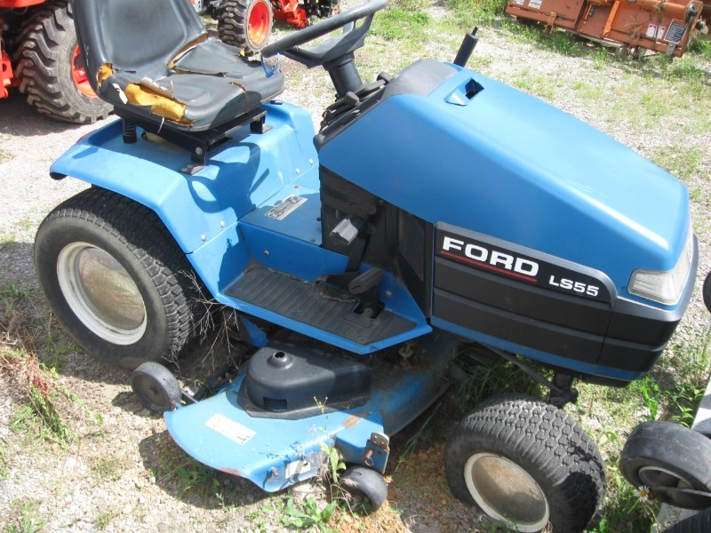 1995 New Holland LS55 Riding Mower For Sale