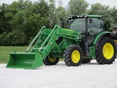 Tractor For Sale 2015 John Deere 6130R , 130 HP