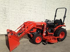 Tractor For Sale 2014 Kubota B2650HSD , 26 HP