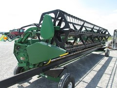 Header-Auger/Flex For Sale:  2005 John Deere 625F