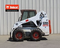 Skid Steer For Sale:  2007 Bobcat S205 , 61 HP