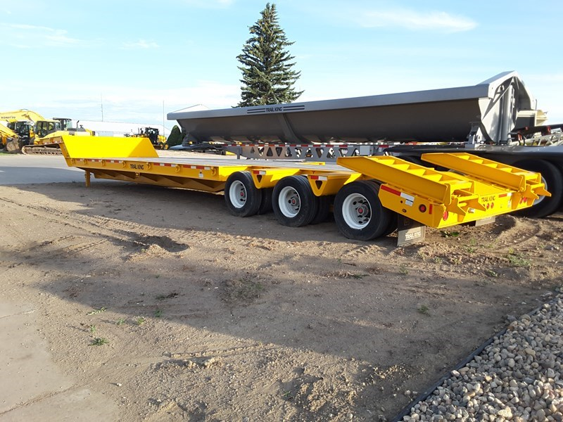 2017 Trail King TK80RG Trailer - Equipment For Sale