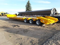 Trailer - Equipment For Sale:  2017 Trail King TK80RG