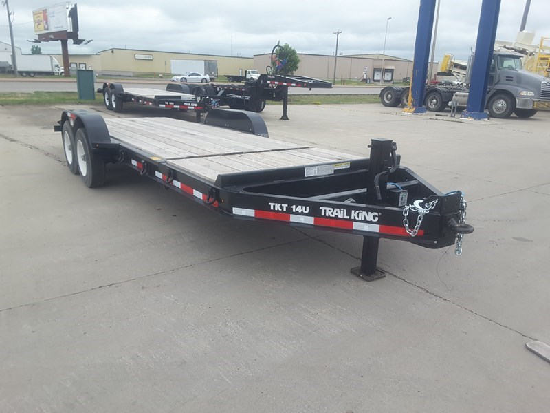 2017 Trail King TKT14U Trailer - Equipment For Sale