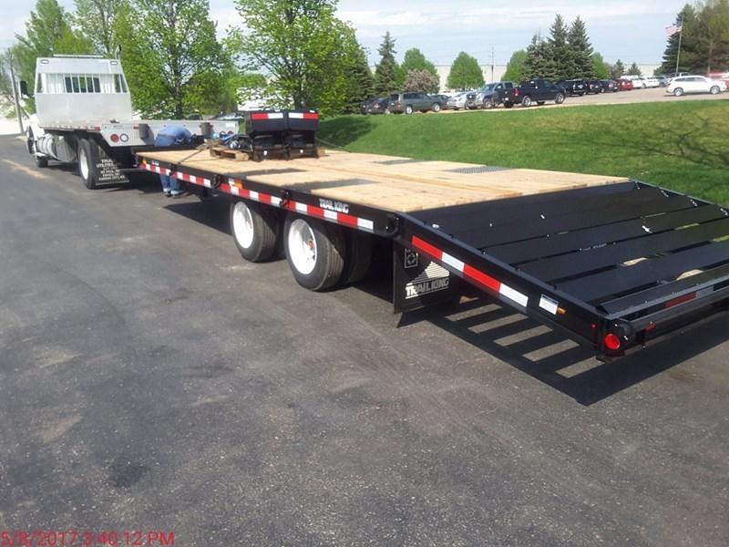 2017 Trail King TK40LP Trailer - Equipment For Sale