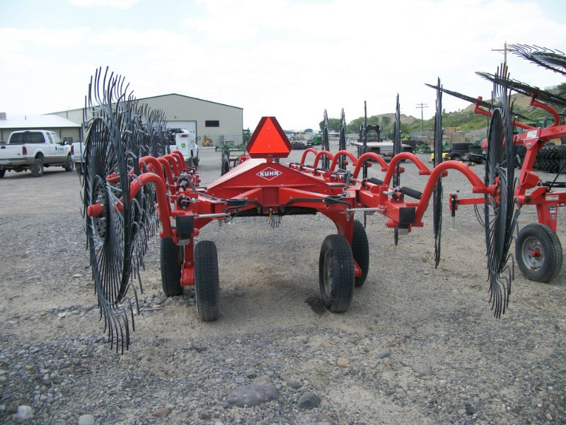 2015 Kuhn sr300 Hay Rake-Wheel For Sale
